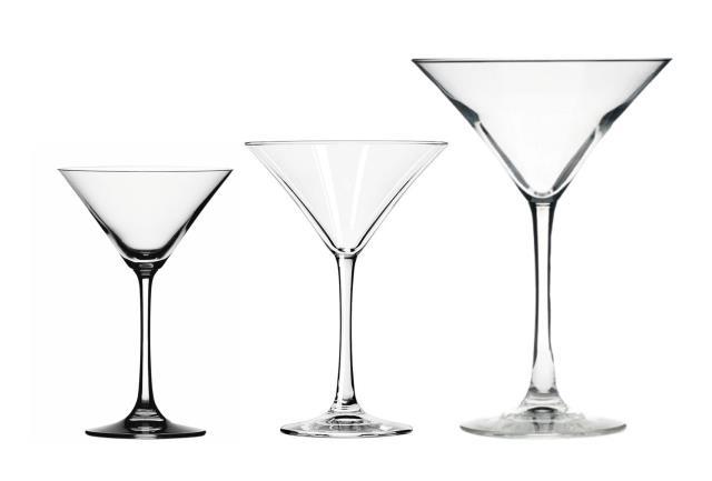 MARTINI GLASSES Rentals New Jersey / Philadelphia PA