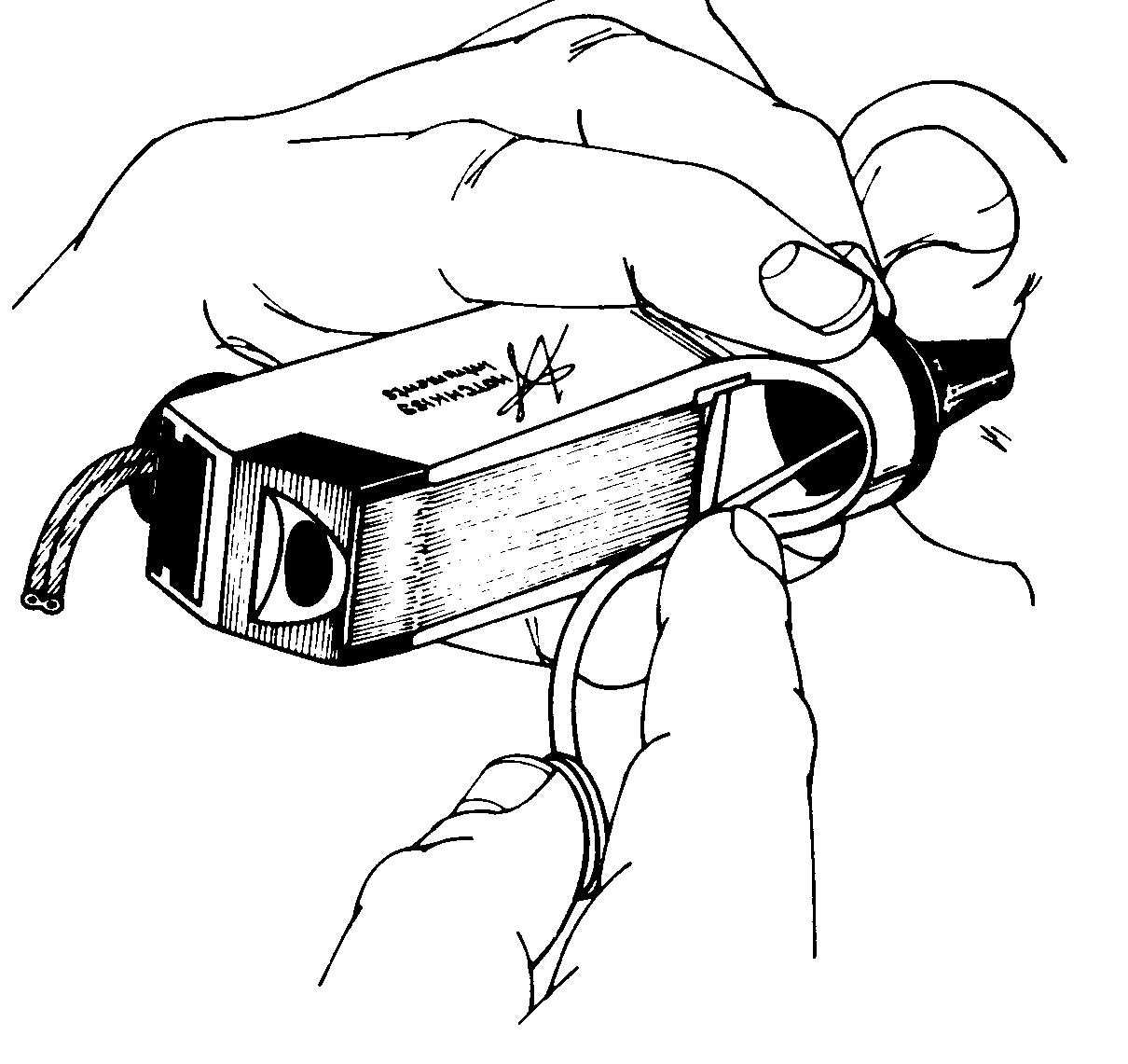 The Hotchkiss Otoscope Instruction & Operation Manual
