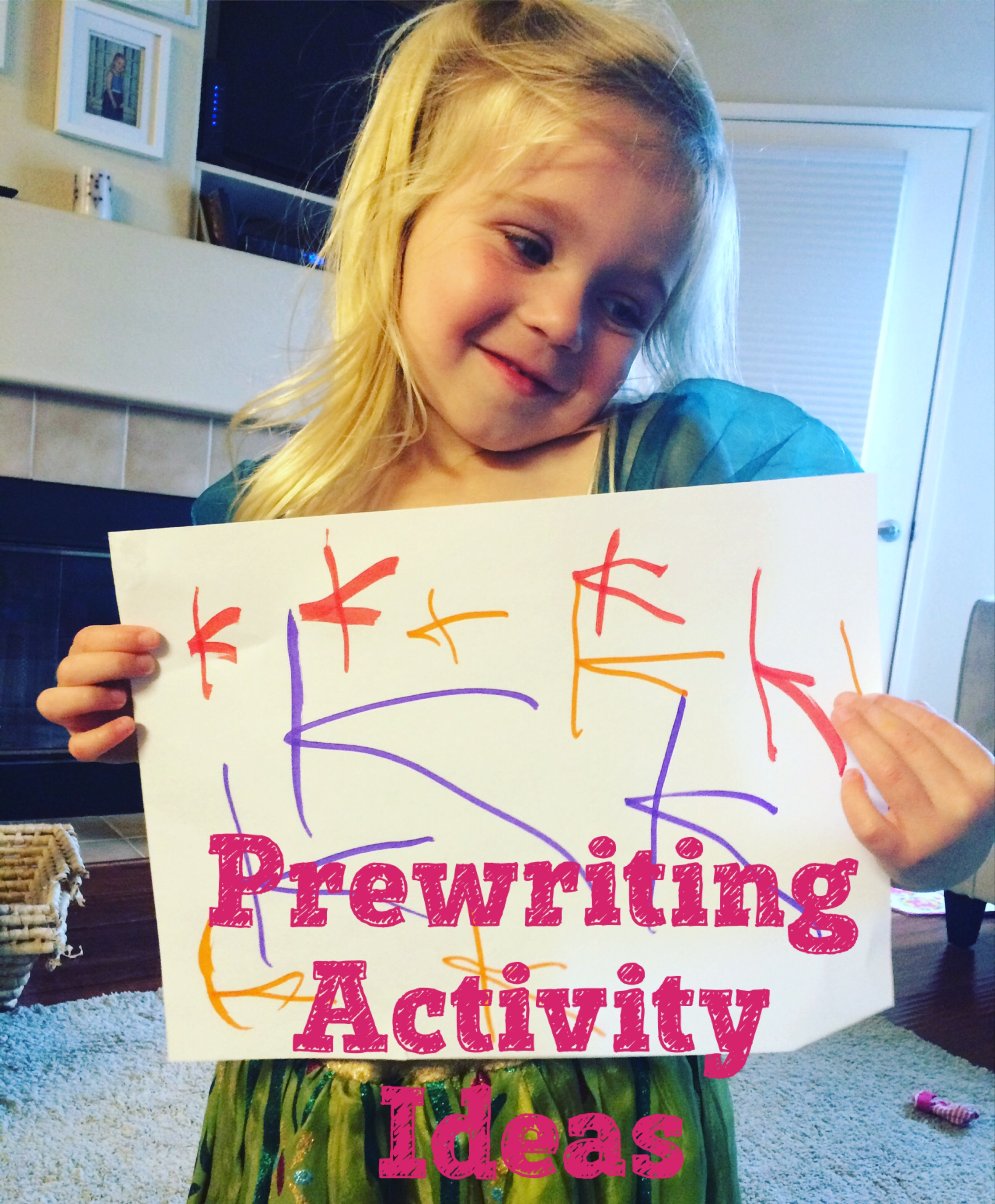 Pre Writing Activity Ideas To Help Prepare For Kindergarten Preferred Therapy Toys