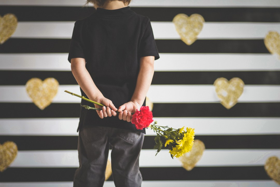 photographer-for-valentines-day-promotional-photo-shoots-in-west-phoenix-arizona-with-rose-as-prop-and-heart-designed-background-display-advertising