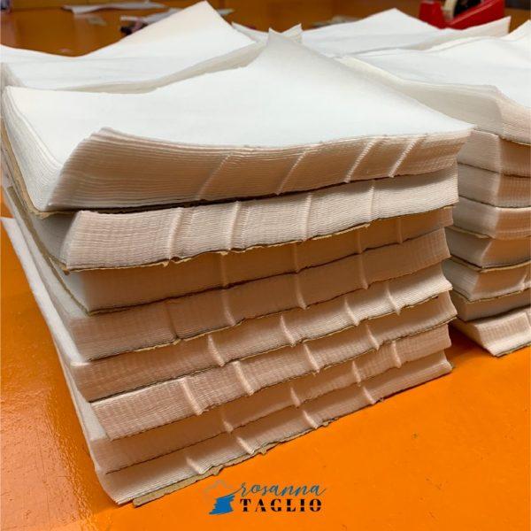 Ricambio filtro mascherina in TNT