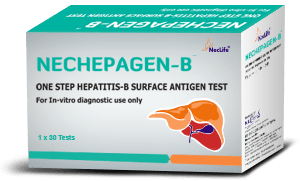 One Step Hepatitis B test