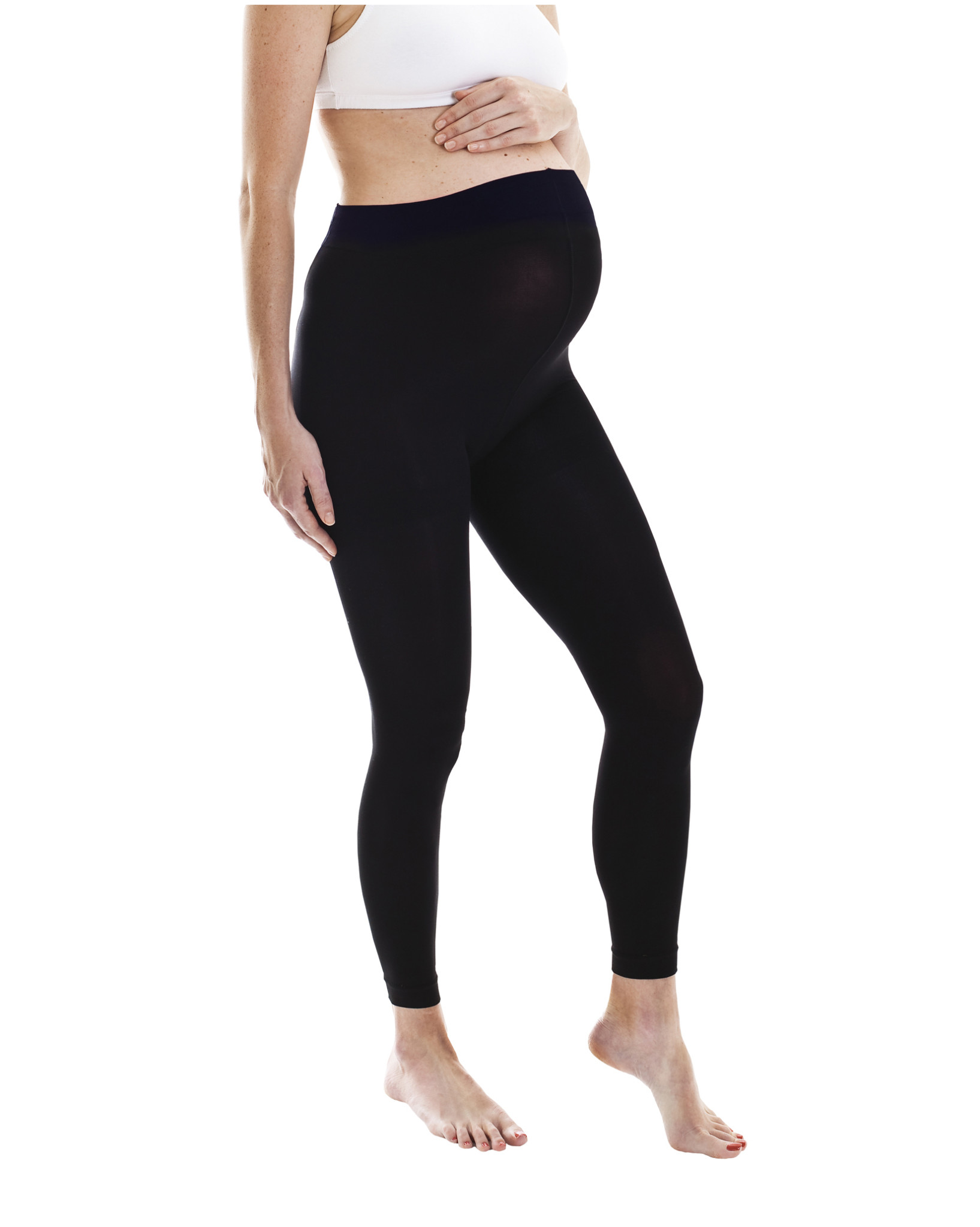 Fertile Mind Softtights Footless Maternity Tights