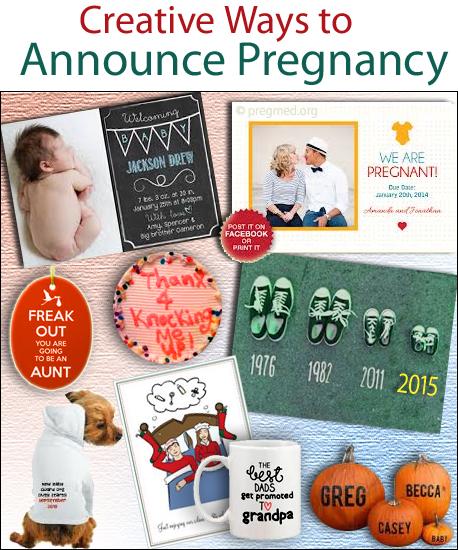 pregnancy announcement ideas pregnancy