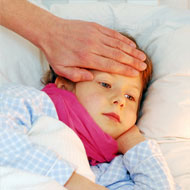 Toddler Fever Causes Symptoms  Viral Infections