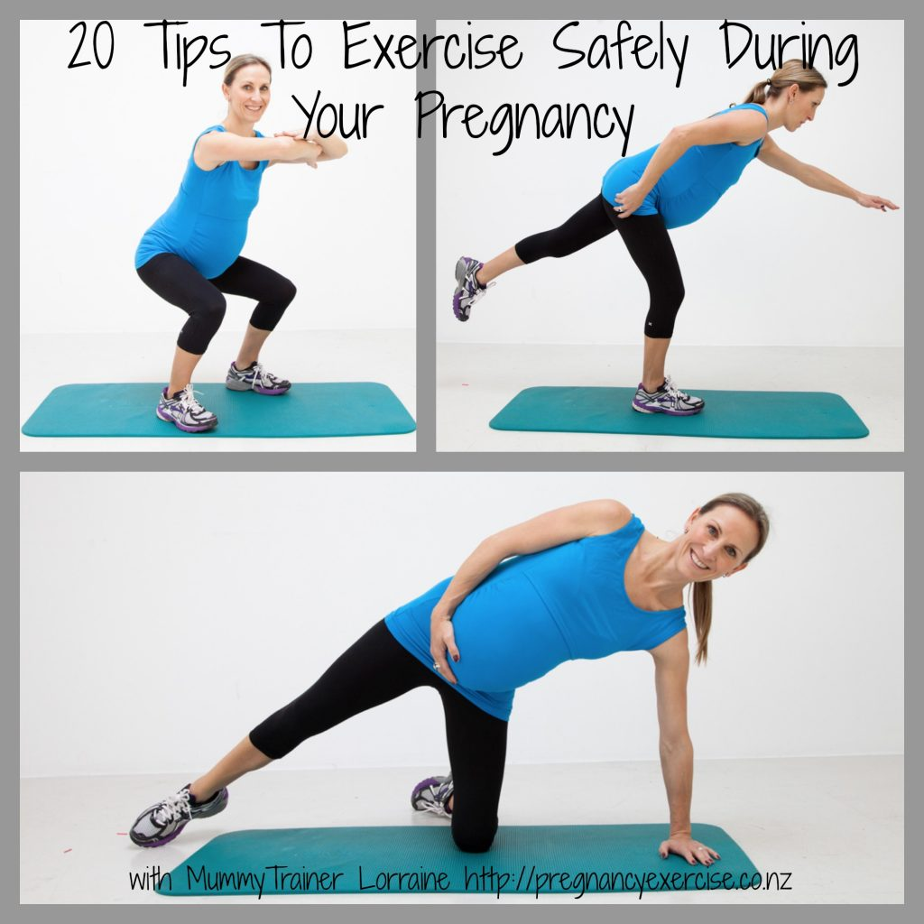 20 tips for working out whilst pregnant pregnancy exercise