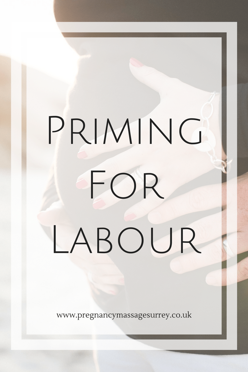 Reflexology is a great treatment, which can also help with priming for labour. So if you are at your due date or over, then give Reflexology a go!