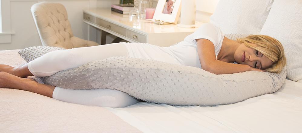 PregnancyPillowcom Full Body Maternity Pillow Total