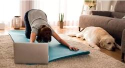 Online Pregnancy Yoga