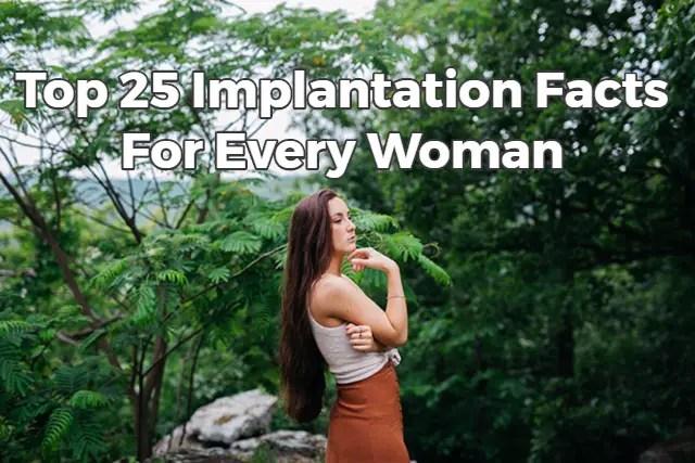 Implantation Facts