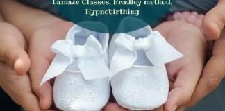 Childbirth Classes: Lamaze Classes, Bradley method, Hypnobirthing