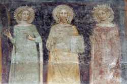sveti Artemij, Kandida in Pavlina - družina in mučenci