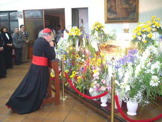 Resultado de imagen para San Juan Macías, fraile dominico