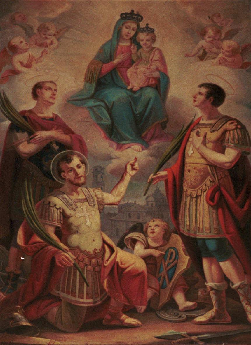 Resultado de imagen para San Octavio y Compañeros Mártires