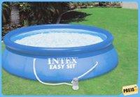 Intex Swimmingpool fr 109,00  bei Aldi Nord im Juni 2013 ...