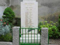 Monument aux Morts de Preixan