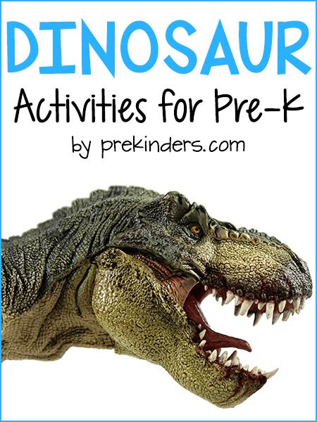 Dinosaurs Theme  PreKinders