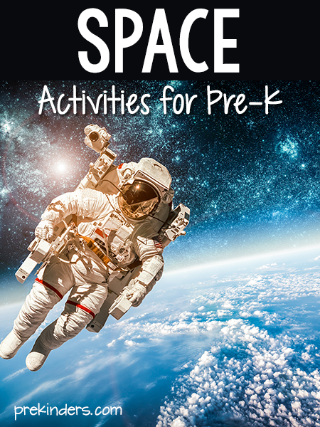 Space Theme  PreKinders