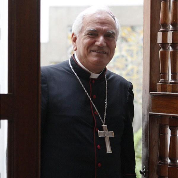 Visita del Nuncio Apostólico Monseñor Nicola Girasoli a Moyobamba