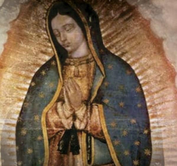 Nuestra señora Virgen de Guadalupe