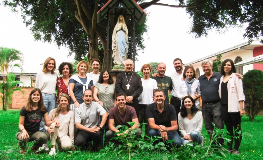 Profesionales de España atienden necesidades de salud en nuestra prelatura