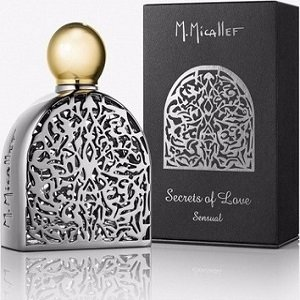 Micallef Secrets of Love Sensual Edp 75ml For Women