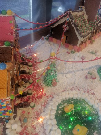 Roxbury's Highland Park in Gingerbread and Licorice