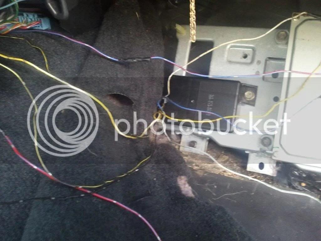 96 Ecu Pin Layout Diagram Honda Prelude Forum