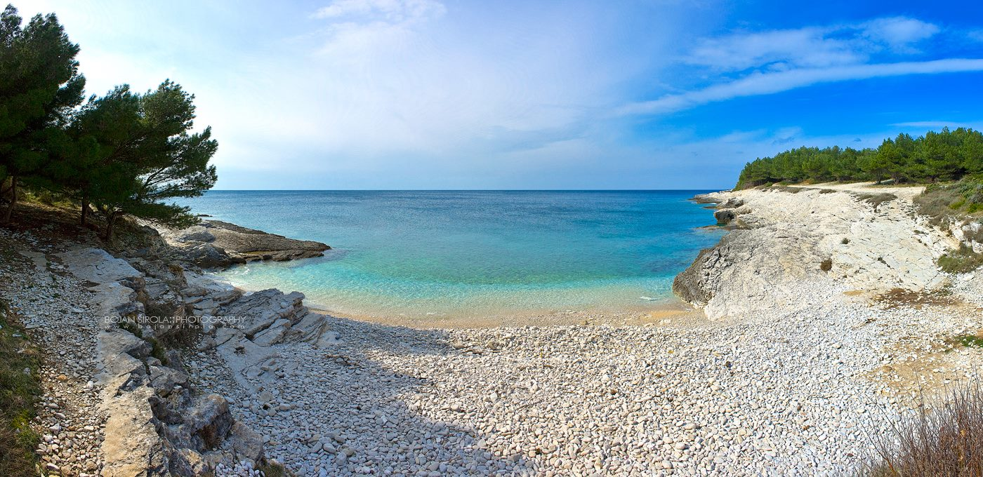 Njive Beach Kamenjak  Premantura