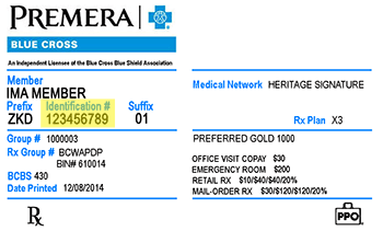 Pay My Bill Member Premera Blue Cross - MVlC