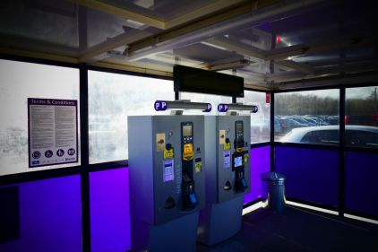 We welcome customers who don't have a booking - our pay on foot machines take cash and cards.