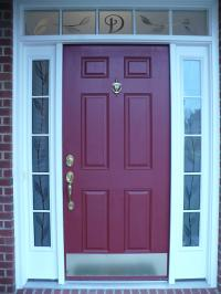 Home Entrance Door: Entrance Doors With Side Panels