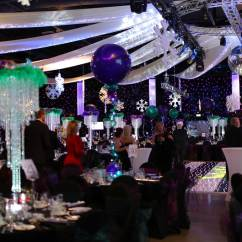 Chair Covers Leeds Humanscale Liberty Review Premier Provided Av Support At The New Dock In