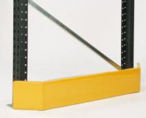 pallet racking Rack End protectrs