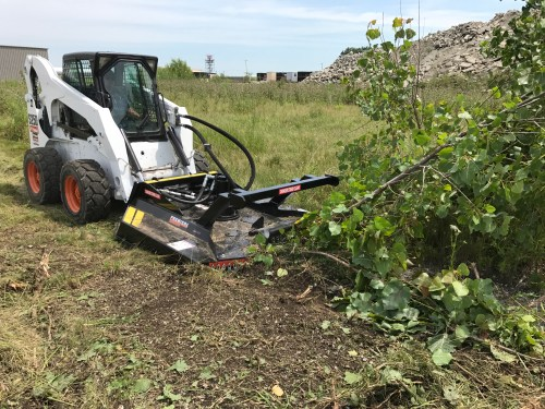 small resolution of heavy duty skid steer brush cutters