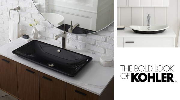 bath and kitchen appliance garage kits kohler iron plains bathroom sinks premier