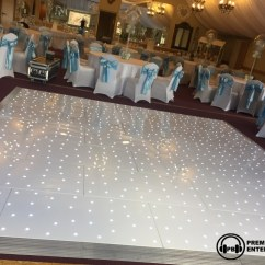 Chair Cover Hire South Wales Best Desktop Gaming Chairs Cardiff Starlit Dance Floor Premier Beats A For Your Wedding Event Party Etc In Our Starlight Floors Look Great Any Possible And