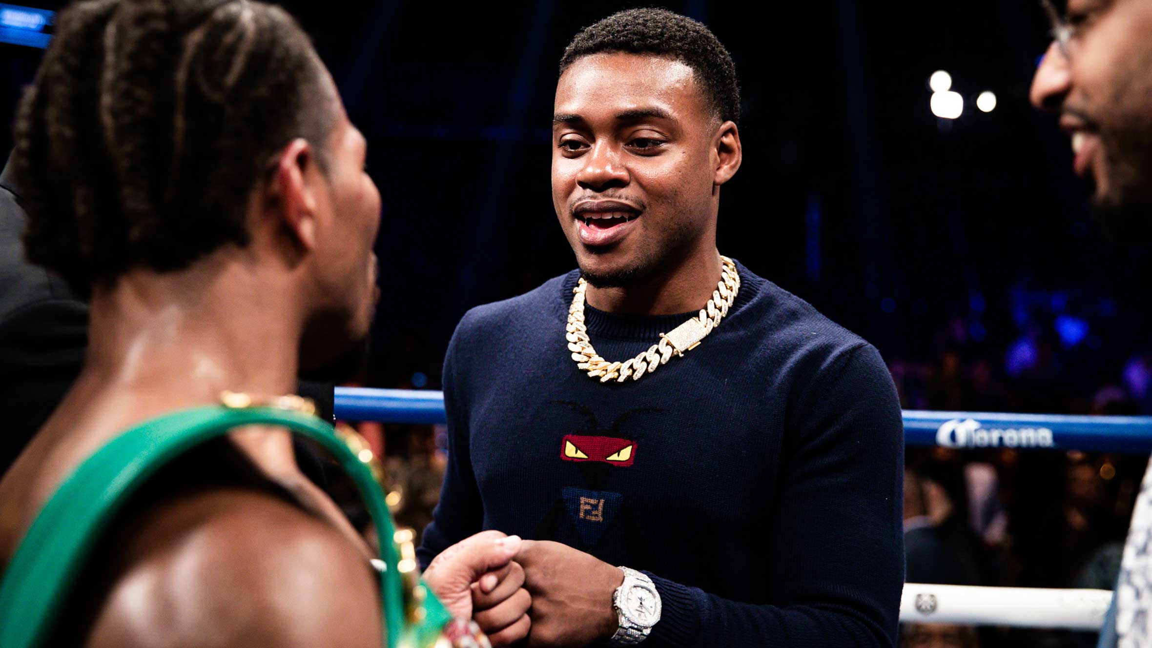 Image result for Porter and spence in the ring