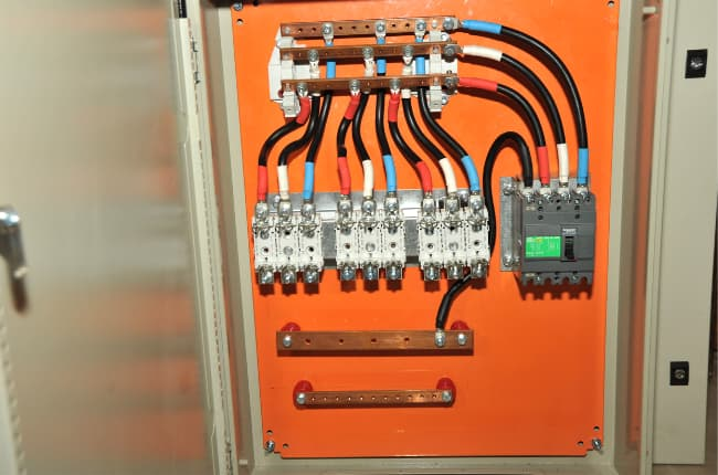 CUSTOM BUILT DISTRIBUTION BOARDS AT PREMIER CABOS
