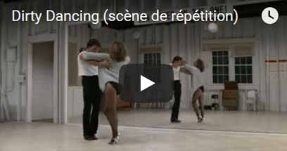 Chorégraphie Dirty Dancing
