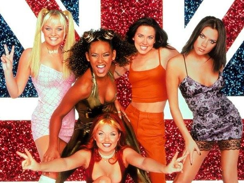 Evjf Spice Girls