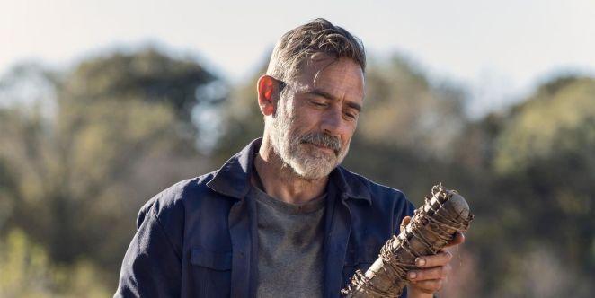The Walking Dead : après sa femme, Jeffrey Dean Morgan fait bosser son fils