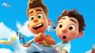 Annecy 2021: Luca est le Call Me by Your Name de Pixar [critique]