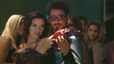 """Scarlett Johansson se souvient de l'époque où Black Widow était un """"bout de viande"""""""