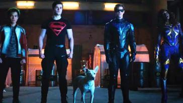 Les Titans face à de nouveaux vilains dans le trailer de saison 3