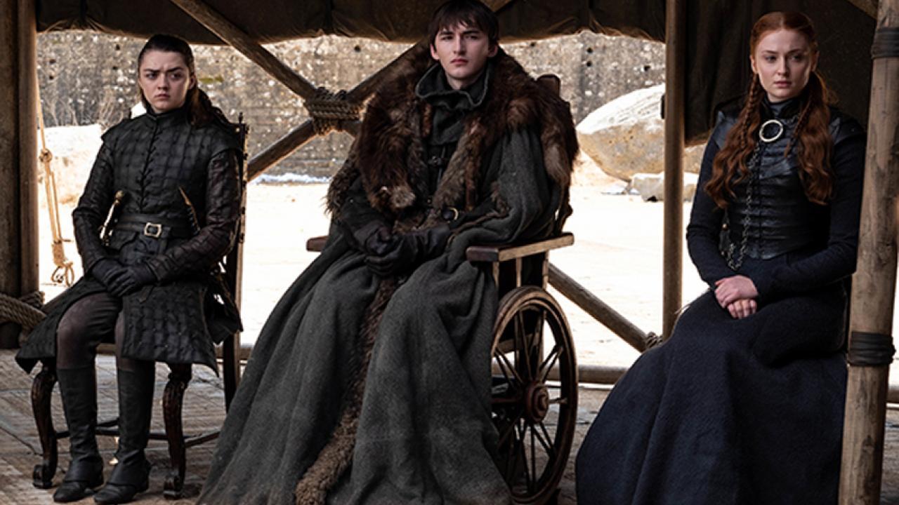 Game Of Thrones George R R Martin A Bien Prevu La Meme
