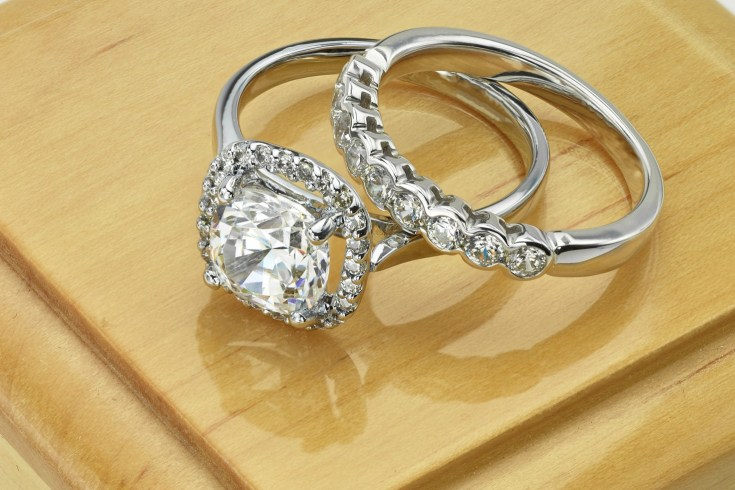 engagement ring--GMG Jewellers