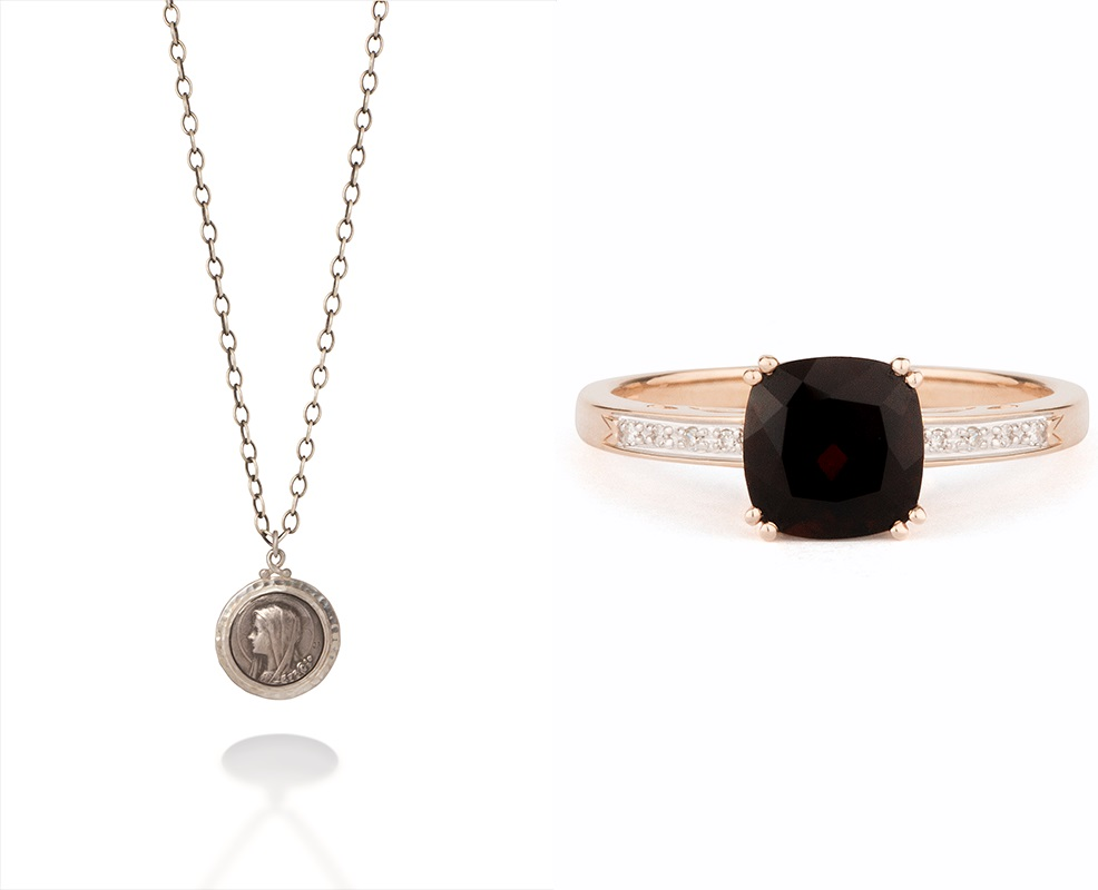 Pendant Necklaces and Gold Gemstone Fashion Rings -- Kevin's Fine Jewelry