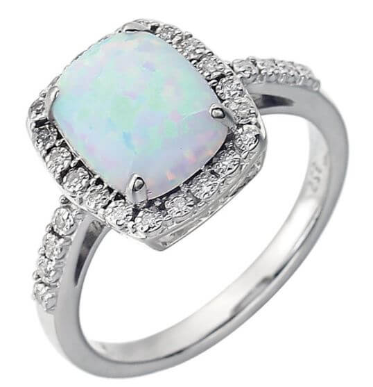 Stuller Gemstone Fashion Ring Available at Miro Jewelers in Denver, Colorado