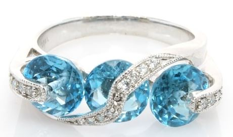 Yael Designs Fashion Ring Available at BARONS Jewelers in Dublin, California